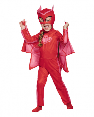 PJ Masks Owlette Classic Costume For Children