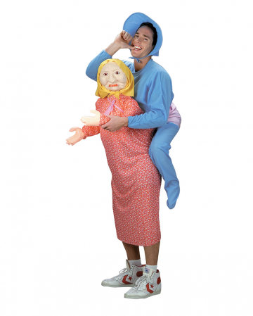 Mommy's Boy Carry Me Adult Costume