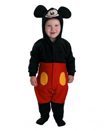 Mickey Mouse Baby Costume Jumpsuit