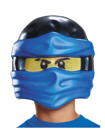 Lego Ninjago Jay Children Half Mask