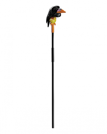 Maleficent Scepter With Raven