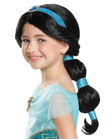 Disney Princess Jasmine Wig For Children
