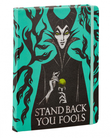 Disney Villains - Maleficent Notizbuch