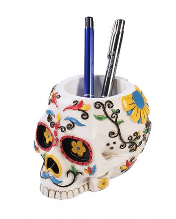 DOD Totenkopf Stiftbecher