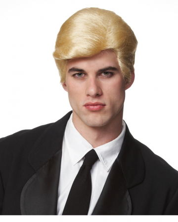 Donald Trump Wig Blonde