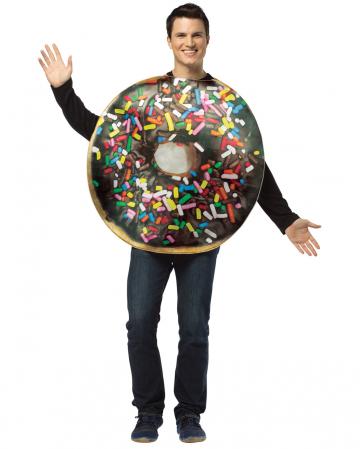 Doughnut mit Streusel Kostüm