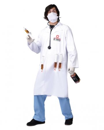 Dr. Shots Doctor Costume