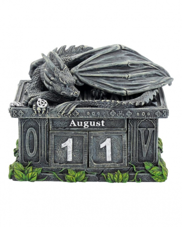 Dragon Calendar Fortune`s Keeper