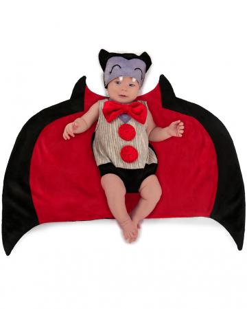 Babykostüm Dracula Fledermaus