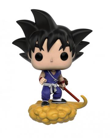 Dragon Ball - Goku & Nimbus Funko POP! Figur