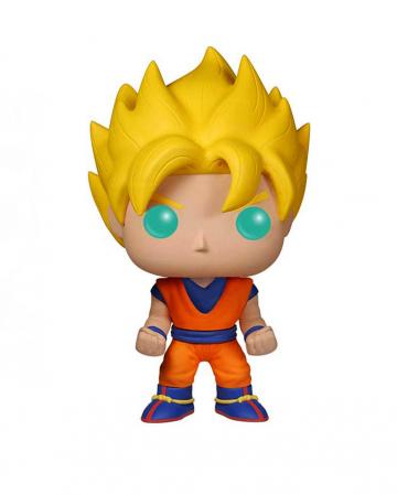 Dragon Ball Z - Super Saiyan Goku Funko POP! Figure