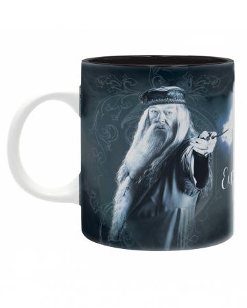 Dumbledore mit Patronus Lieblingstasse -Harry Potter