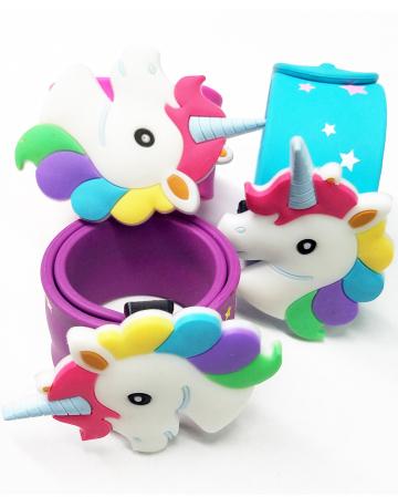 Unicorn Clack Bracelet Different Colors