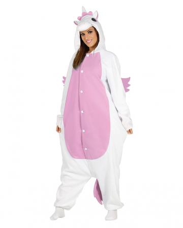 Unicorn Pyjama Kostüm