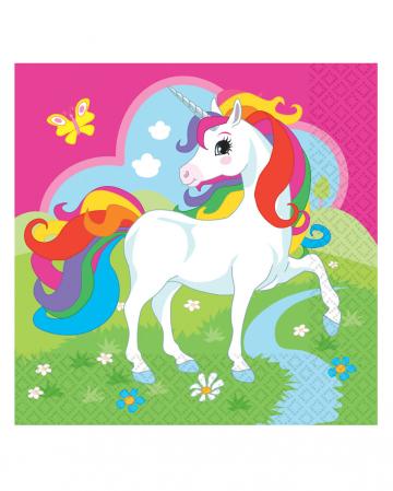 Unicorn napkins 20 pcs.