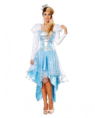 Ice Queen Ladies Costume
