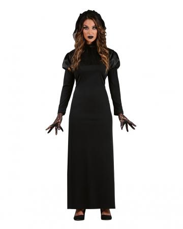 Elegant Widow Costume For Adults