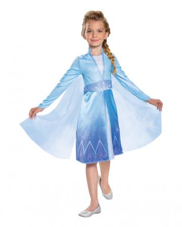 Elsa Kostüm - Die Eiskönigin 2