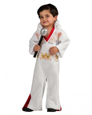 Kleinkinder-Kostüm Elvis Presley