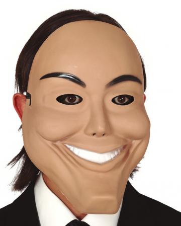 Showmaster PVC Maske