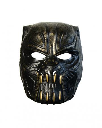 Erik Killmonger Halbmaske für Kinder