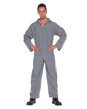 Killer Mechanic Overall Grey