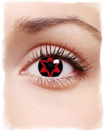 Eternal Mangekyou Sharingan Kontaktlinsen
