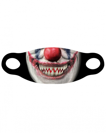 Evil Horror Clown Everyday Mask