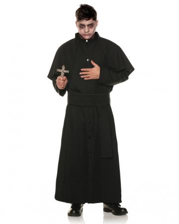 Exorzismus Pater Kostüm