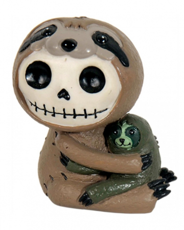 Sloth Furrybones Figure Small