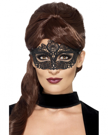 Venezianische Augenmaske aus Spitze