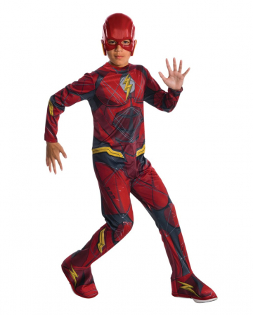 Flash kids costume