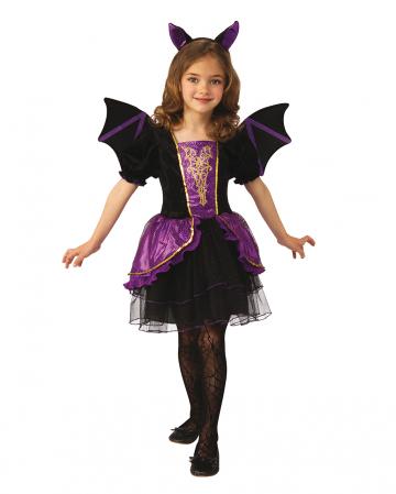 Bat Princess Costume For Children