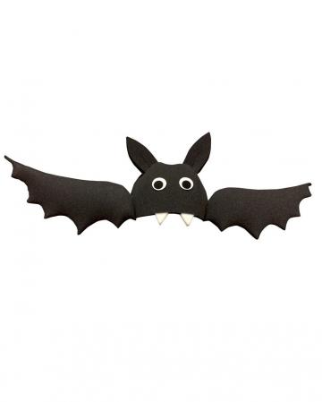 Bat Foam Hat With Wings