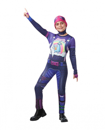 Fortnite British Bomber Teen Costume