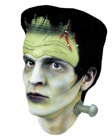 Frankenstein Monster Perücke mit Stirn