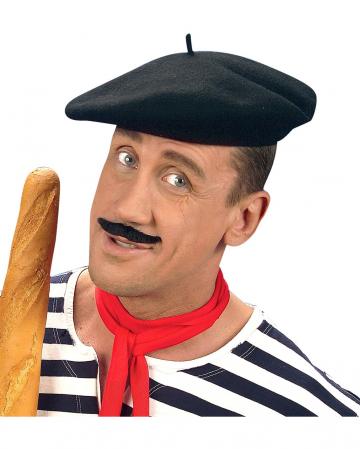 Französische Baskenmütze Premium