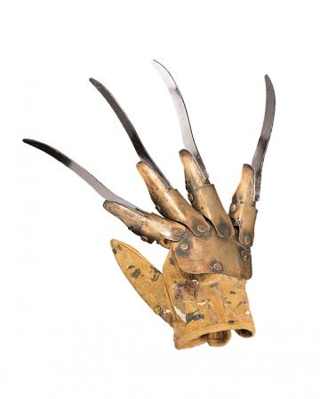 Freddy Krueger Metal Glove Deluxe