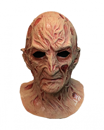 Freddy Krueger Mask Deluxe Nightmare 4