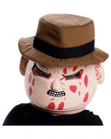 Freddy Krueger Mascot Mask