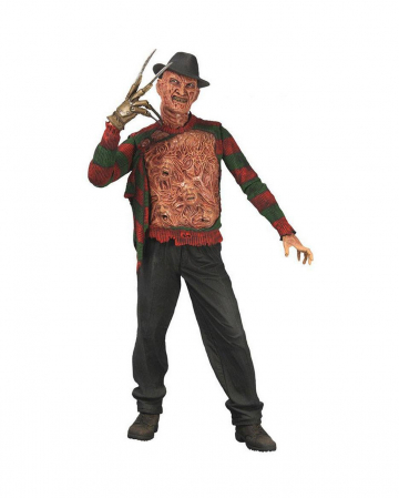Nightmare on Elm Street Freddy Krueger Ultimate Actionfigur