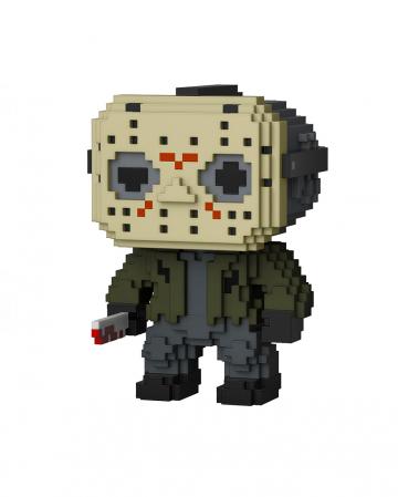 Friday the 13th - Jason Voorhees 8-Bit Funko POP! Figur