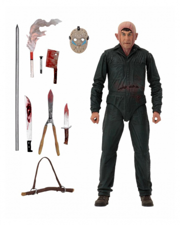 Friday The 13th Part 5 - Roy Burns Action Figure