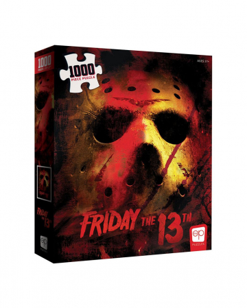 Friday The 13th Puzzle 1000 Pieces