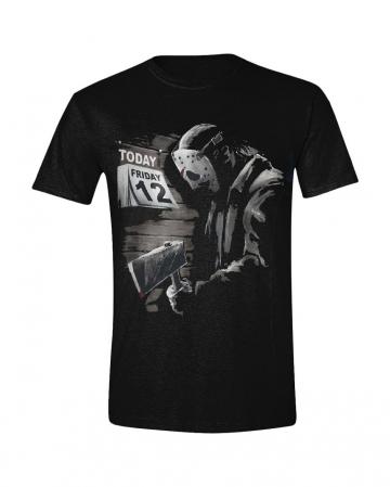Friday the 13th - Sad Jason T-Shirt