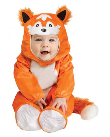 Fuchskostüm für Babys