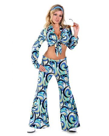 Funky Hippie Kostüm XLarge