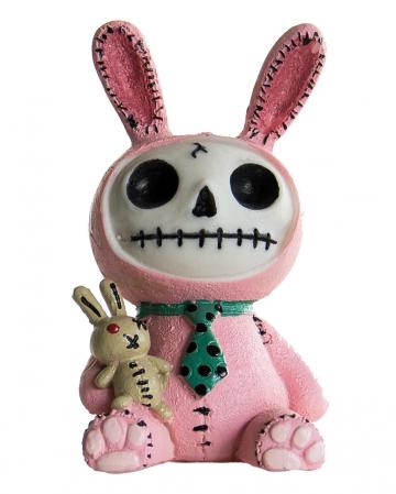 Furrybones Figur - Pink Bun Bun klein
