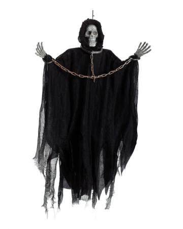 Skelett in Ketten Hängefigur