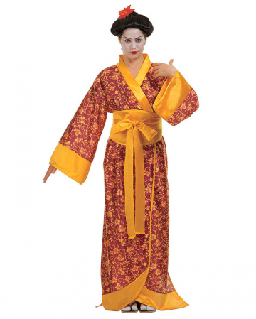 Geisha Kimono Verkleidung